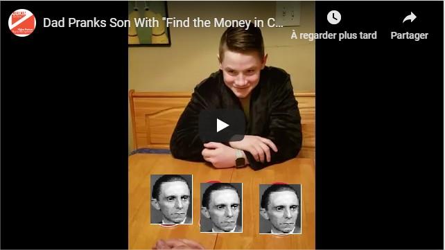 Trouve L'argent Dans Le Gobelt